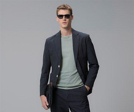 Spor Şık Tarza Uygun Blazer Ceket Erkek Modelleri