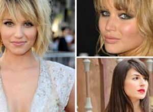 Yuvarlak Yüzler İçin Saç Modelleri