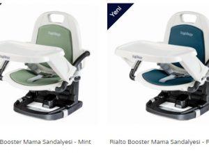 Mama Sandalyesi Seçenekleri