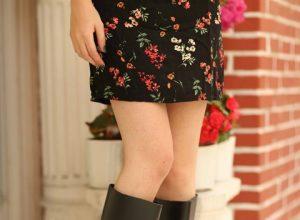Bayan Çizme Modelleri