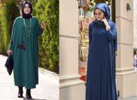 Kilolu ve Tesettürlü Bayanlar Nasıl Giyinmeli?